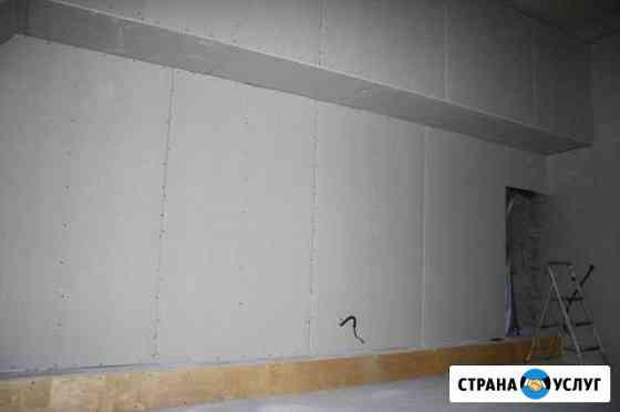 Работы с гипсокартоном и мастер на час Михайловка