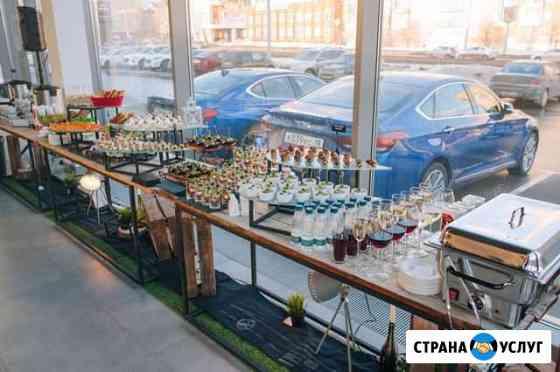Кейтеринг в Ижевске, банкет, фуршет в Банкетный за Ижевск