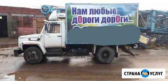 Грузоперевозки на Газ 3309,Hyundai Porter Сыктывкар