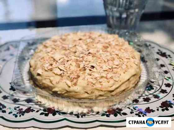 Торт Наполеон Майкоп