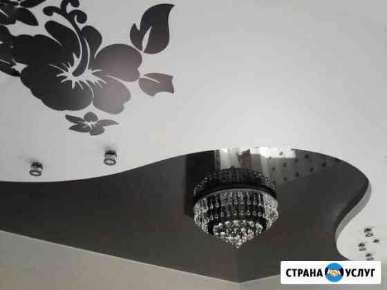 Натяжные потолки Зерноград