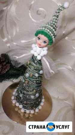 Новогодние украшения Владимир