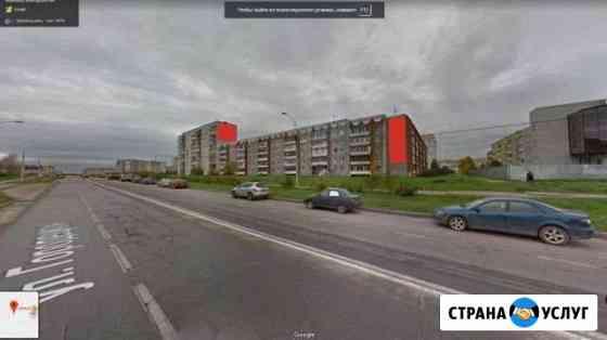 Аренда фасада Череповец