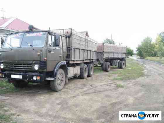 Грузоперевозки камаз зерновоз Славгород