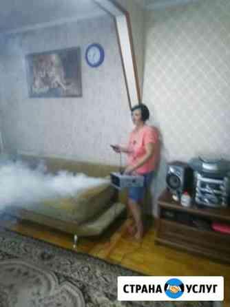 Очистка воздухв,Сухой туман Майкоп
