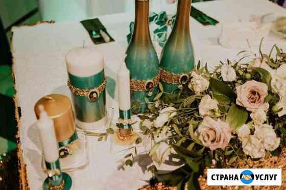 Свадебный набор Серов