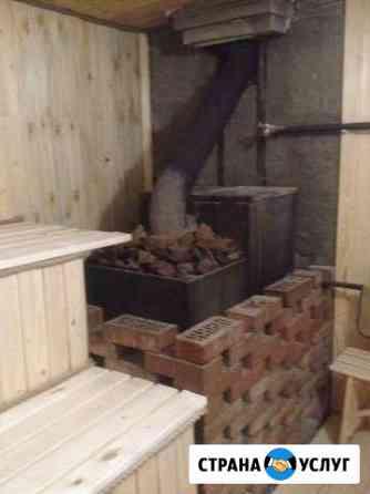 Баня на дровах Вологда