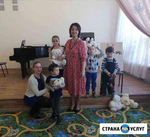 Педагог по фортепиано Петрозаводск