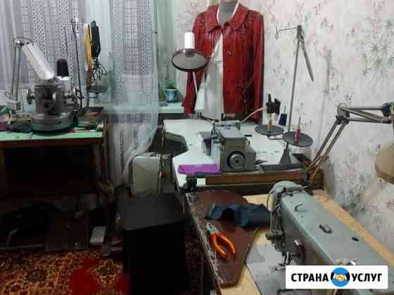 Портной (пошив ремонт) мех кожа драп И многое друг Нижний Новгород