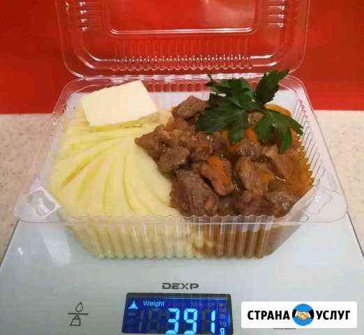 Обеды с бесплатной доставкой Хабаровск