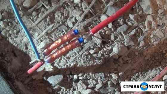 Ремонт теплого пола электрического Москва