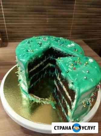 Тортики и пирожные на заказ Карачев