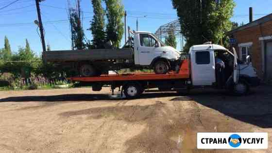 Услуги эвакуатора в азове Азов