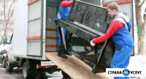 Грузчики, вывоз мусора, любые работы Киров