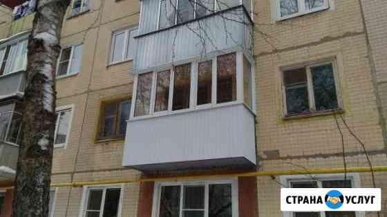 Окна откосы балконы лоджии под ключ Тамбов