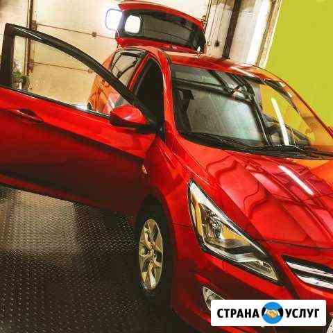 Химчистка салона автомобиля Смоленск