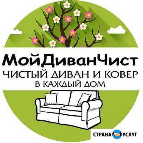Химчистка дивана, мягкой мебели и ковров Воронеж