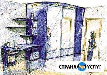Шкафы купе по индивидуальным проектам Нерюнгри