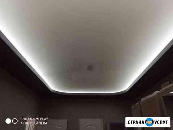 7nebo натяжные потолки Сургут Сургут