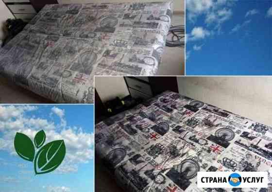 Химчистка мебели Диваны, Кресла, Кровати Ковровые Мурманск