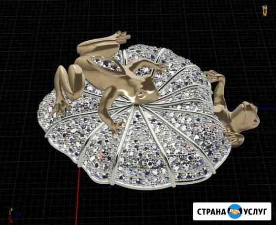 Ювелирного 3Д Моделирования На высоком уровне и лю Ахты