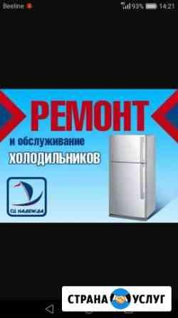 Ремонт холодильников Элиста