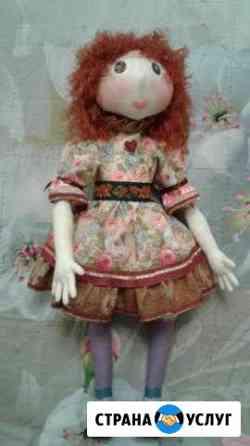 Куклы и детские вещи на заказ Томск