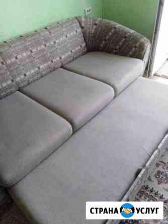 Химчистка мягкой мебели Горно-Алтайск