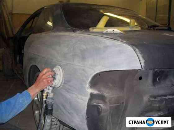 Покраска авто перед продажей Электросталь