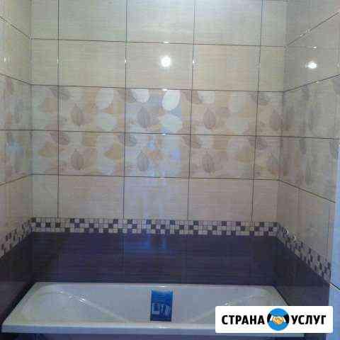 Отделочные и сантехнические работы Великий Новгород