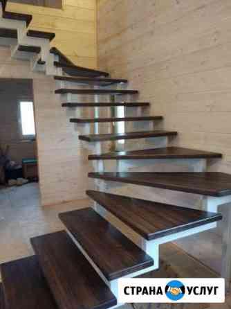 Лестницы. Металлокаркас. Чертежи грамотно Люберцы