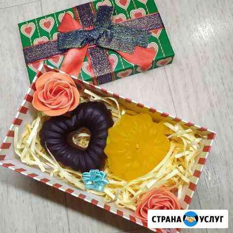 Мыло ручной работы Улан-Удэ