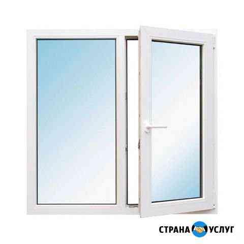 Заводские пластиковые окна Уфа