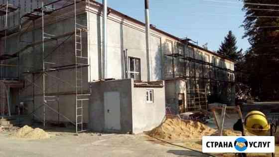 Ремонт и утепление фасадов Невинномысск