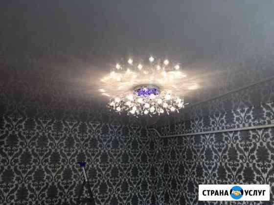 Натяжные потолки Бузулук