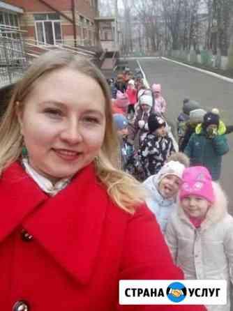 Няня для ребёнка, разных возрастов Саранск