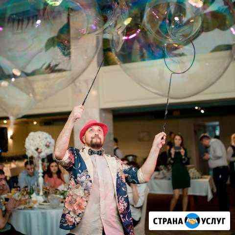 Вечер чудес: Шоу Мыльных Пузырей + Фокусы Ростов-на-Дону