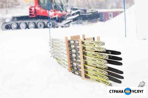Подготовка лыж Череповец Череповец
