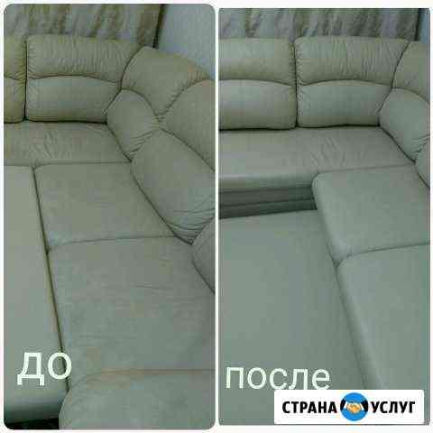 Химчистка ковров и мягкой мебели Сыктывкар