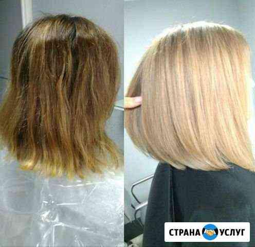 Предлагаю свои услуги по окрашиванию волос Калининград