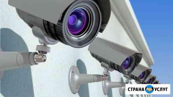 Видеонаблюдение, сигнализация, домофоны, электрика Нижний Новгород
