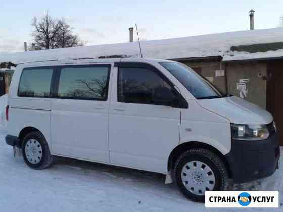 Заказ микроавтобуса Самара