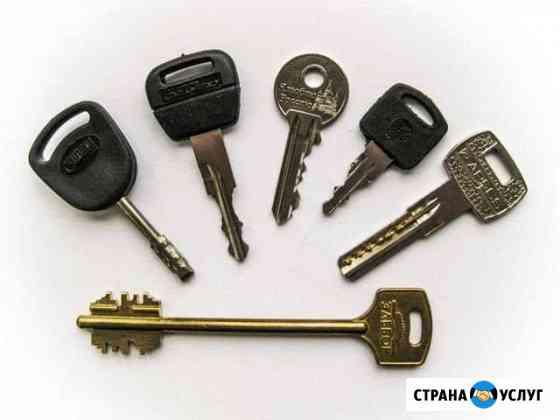 Изготовление ключей Ярославль