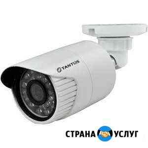 Видеонаблюдение, Монтаж и обслуживание камер-набл Грозный
