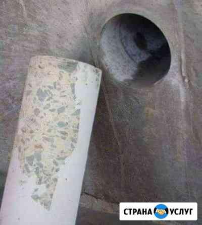 Алмазное сверление, (бурение), Резка и Демонтаж Георгиевск
