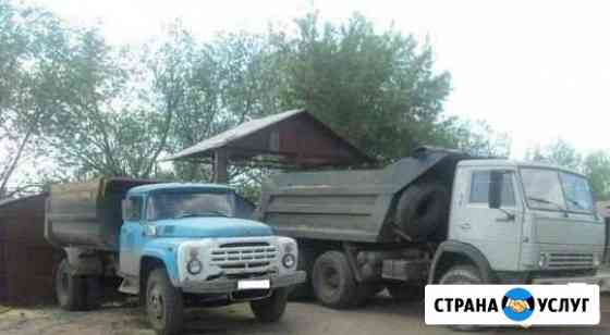 Песок,щебень,отсев,вывоз мусора ЗИЛ, Камаз Новочеркасск