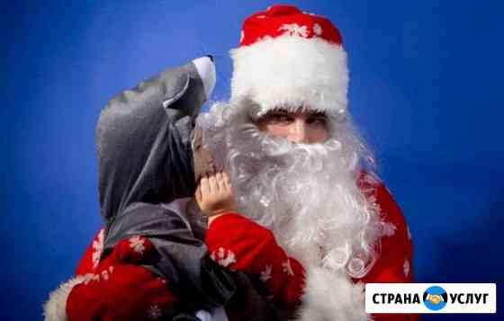 Дед мороз и снегурочка Усть-Кут
