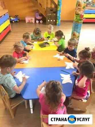 Частный детский садик Мы сами Нижний Новгород