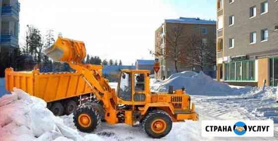 Чистка и Вывоз Снега Ачинск