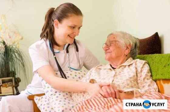 Сиделка для лежачего больного Киселевск